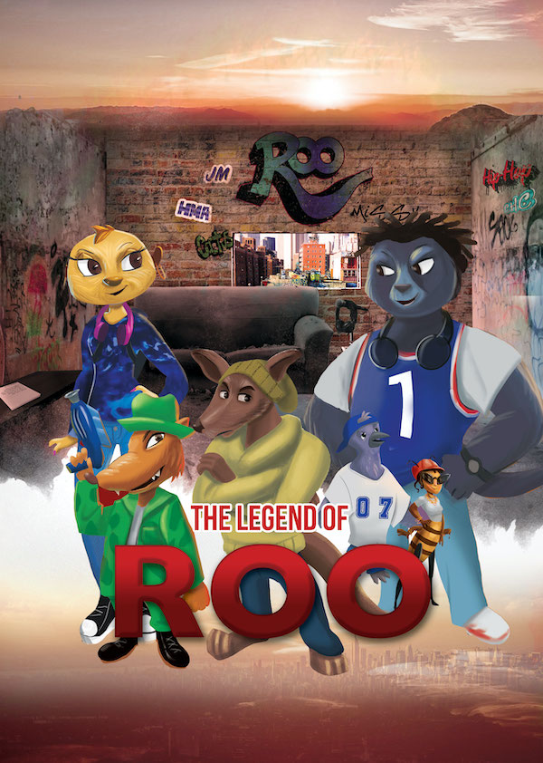 The Legend of Roo Poster